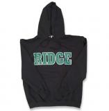 Hooded Sweatshirt - BLACK - $35