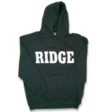 Hooded Sweatshirt - GREEN - $35