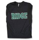 Long Sleeve T-Shirt-black  -$15