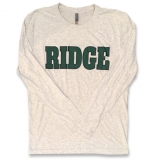 Long Sleeve T-Shirt-WHITE - $15
